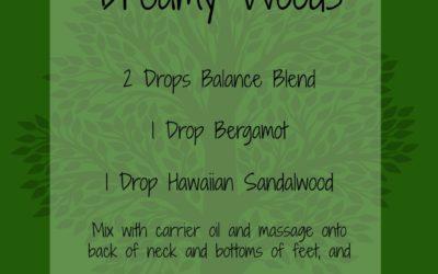 Dreamy Woods Essential Oil Blend