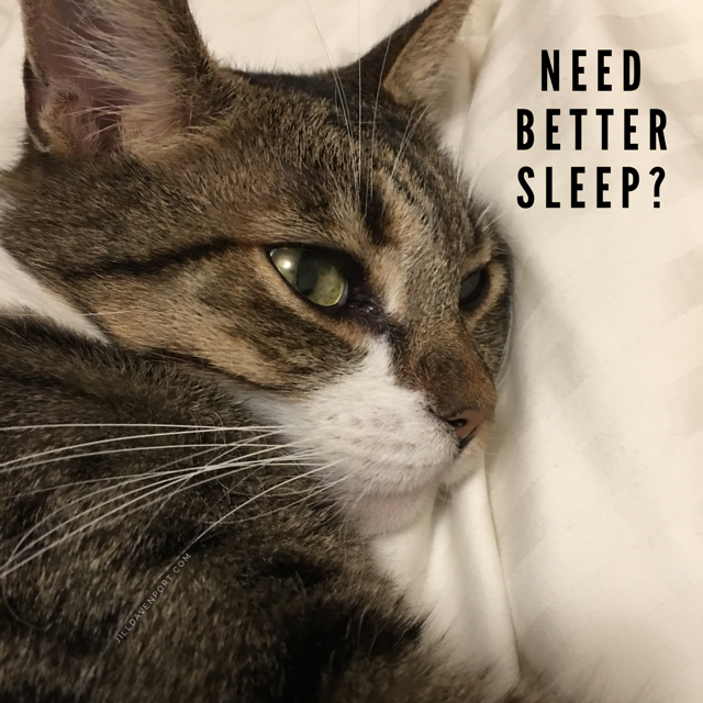 Need Better Sleep? Read on…