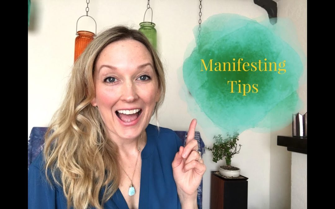 Why you might not be manifesting your dreams…and what to do about it.